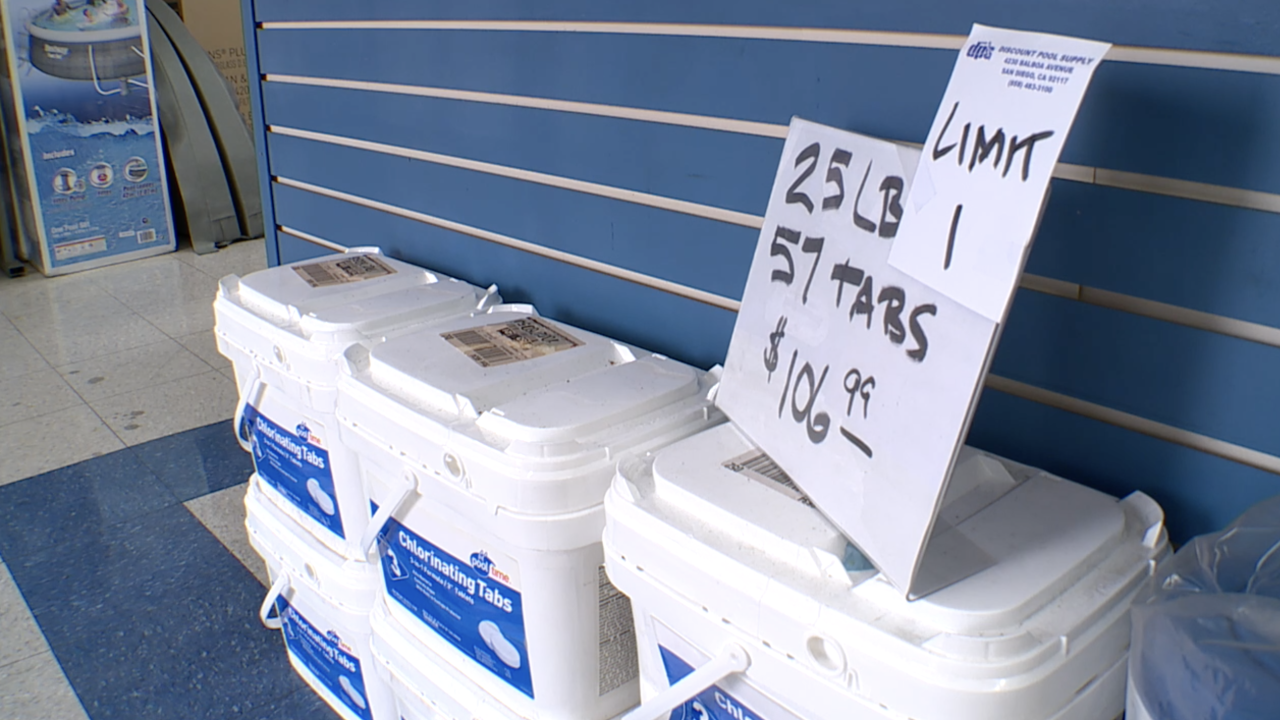 coronado aquatics center chlorine shortage.png