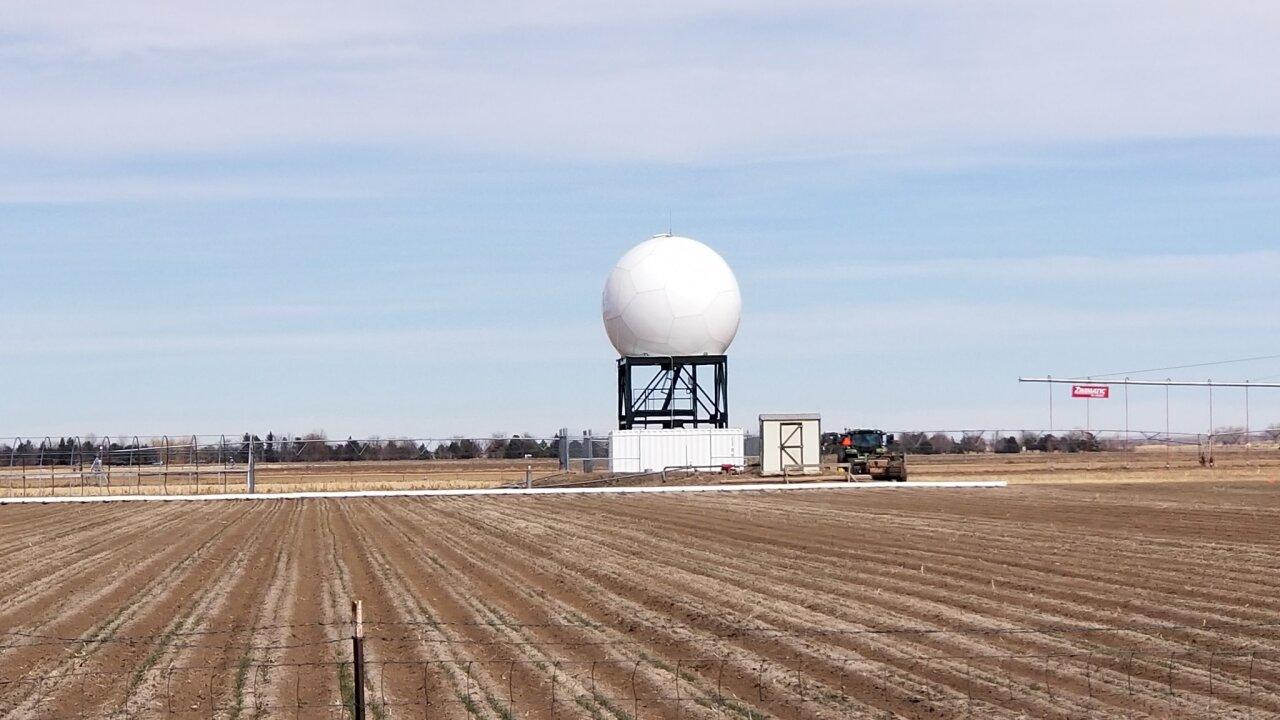 CSU weather radar