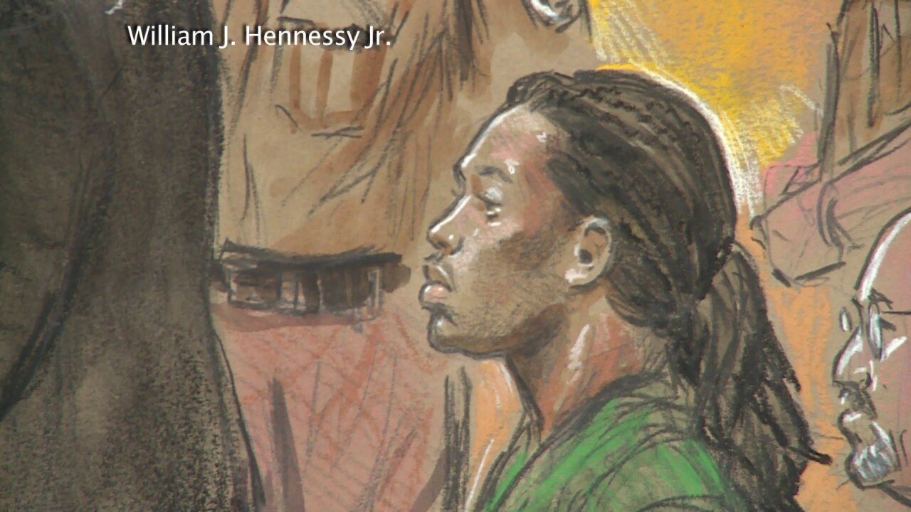 Jesse Matthew gets three life sentences for 2005 rape and attempted murder of Fairfaxwoman