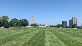 National WWI Museum and Memorial lawn.jpg