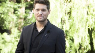 Michael Buble Portrait Session