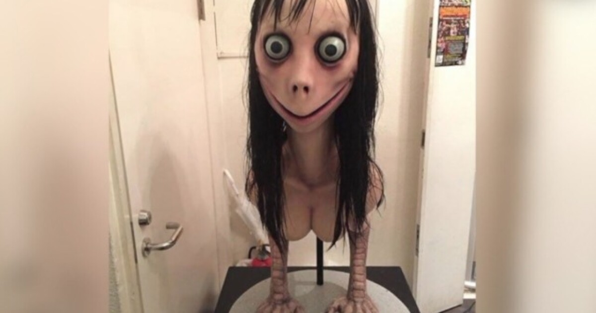 the momo challenge are your children playing it what you need to know - momo playing fortnite