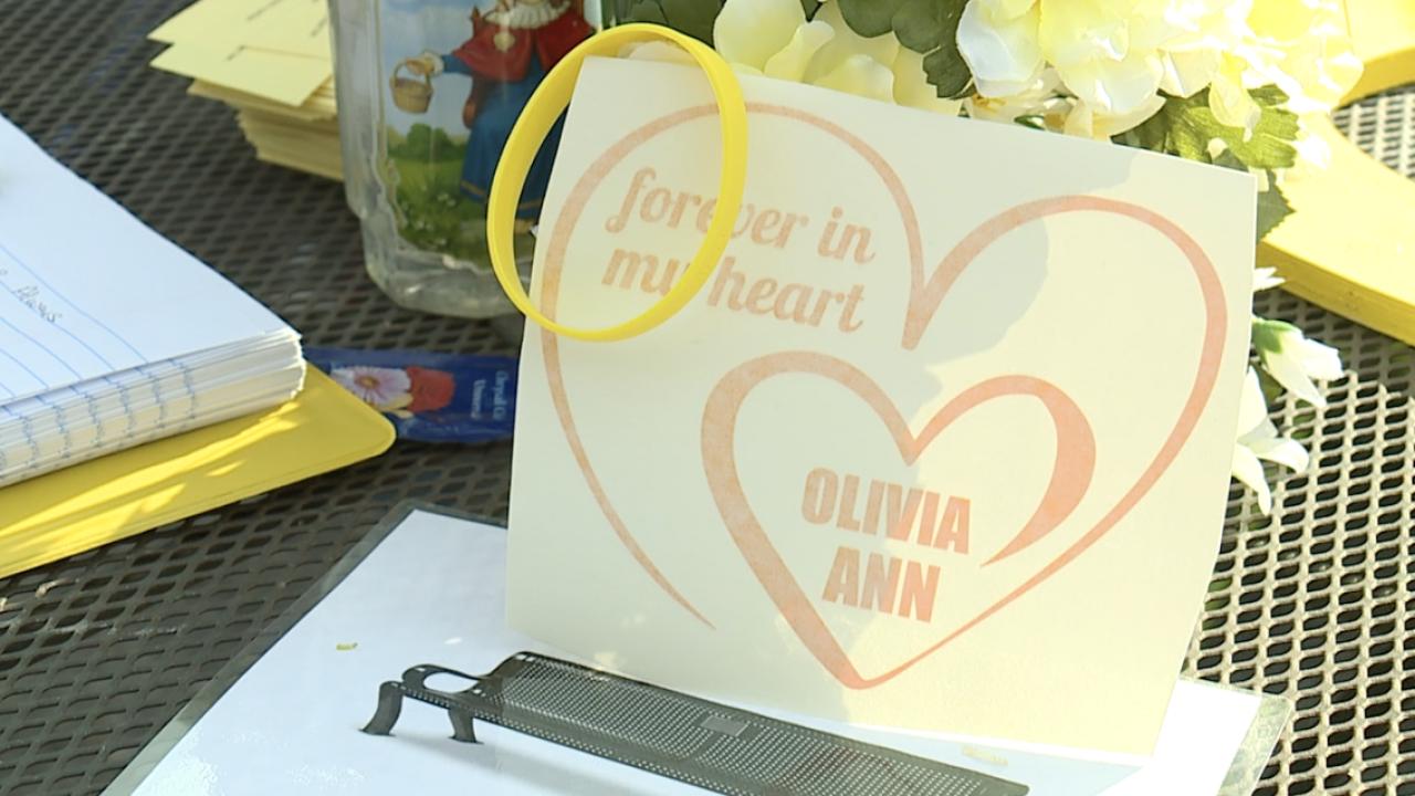 Oliva Jansen Fundraiser