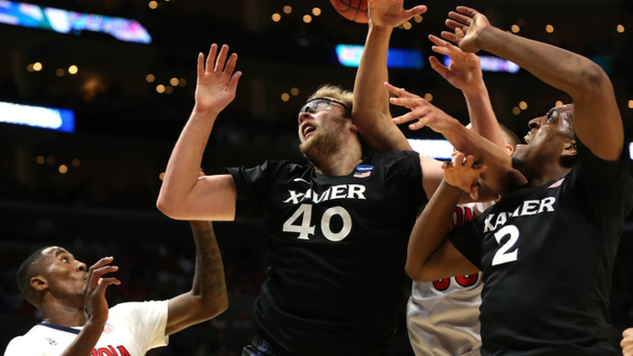 Tough battle ends in 68-60 loss for Xavier