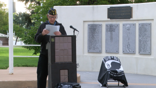 Montana service members remembered at POW/MIA Recognition Day