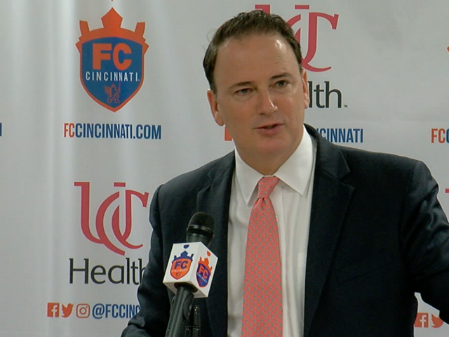 FC Cincy stadium deal is a go, Jeff Berding says