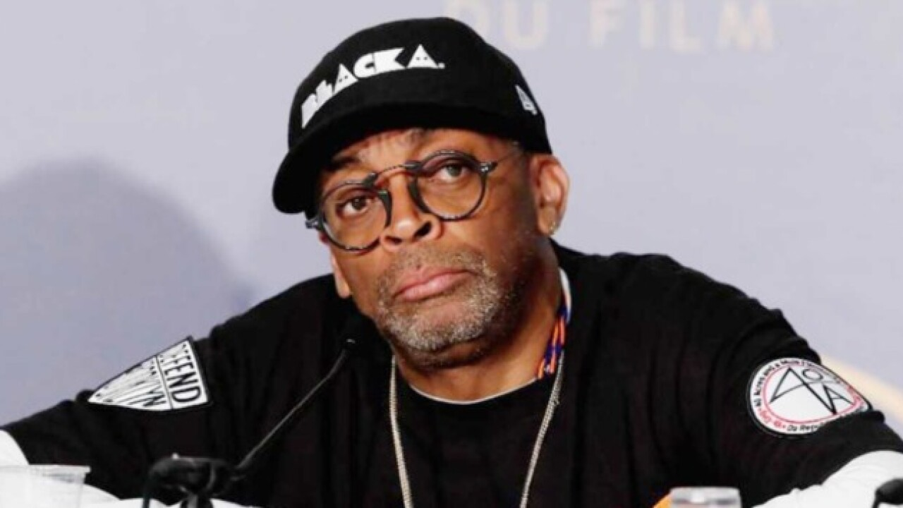 Spike Lee hopes his new film, 'BlacKkKlansman,' makes Trump a one-term President