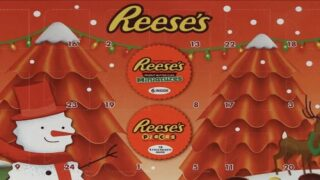 Target Is Selling An Advent Calendar Filled With Reese's Candy This Holiday Season