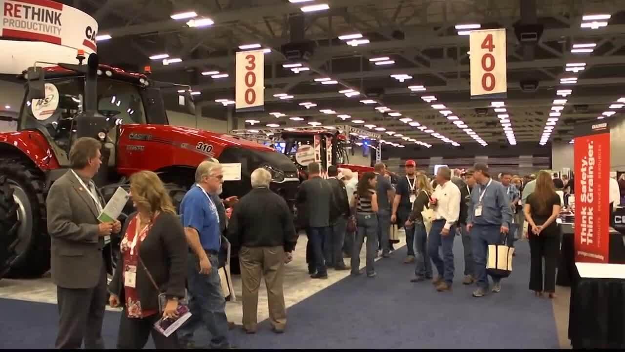 American Farm Bureau Convention Texas