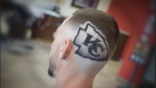 N8's Barbershop haircuts for turkeys
