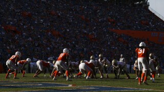 Florida Gators vs. Florida State Seminoles 2017