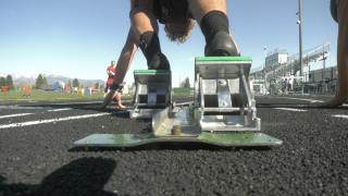 Success 'does not come cheap' for Belgrade track and field star Evan Major