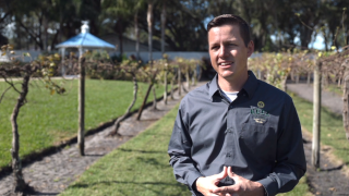 Clay Keel, President of Keel Farms in Plant City.