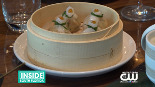 Japanese-Chinese Eatery Novikov Serves an Extensive Sushi and Dim-Sum Selection