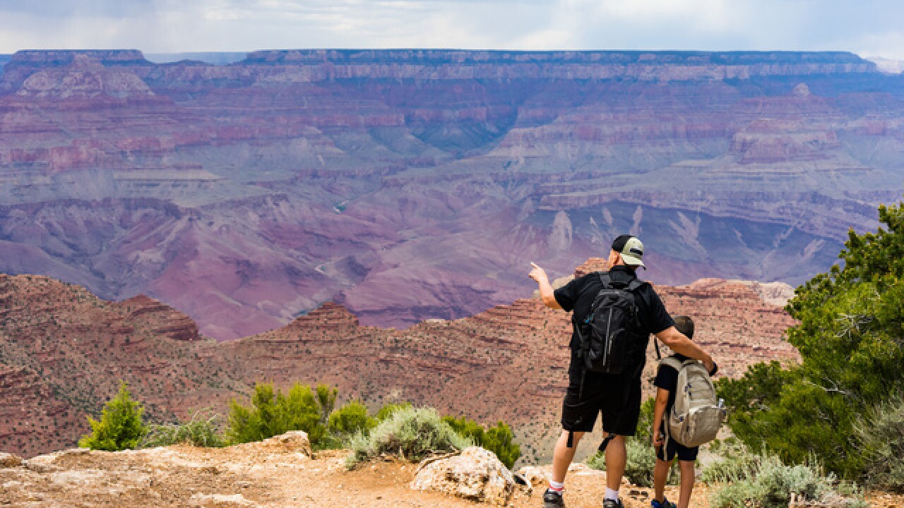 Prices for national parks visits rising
