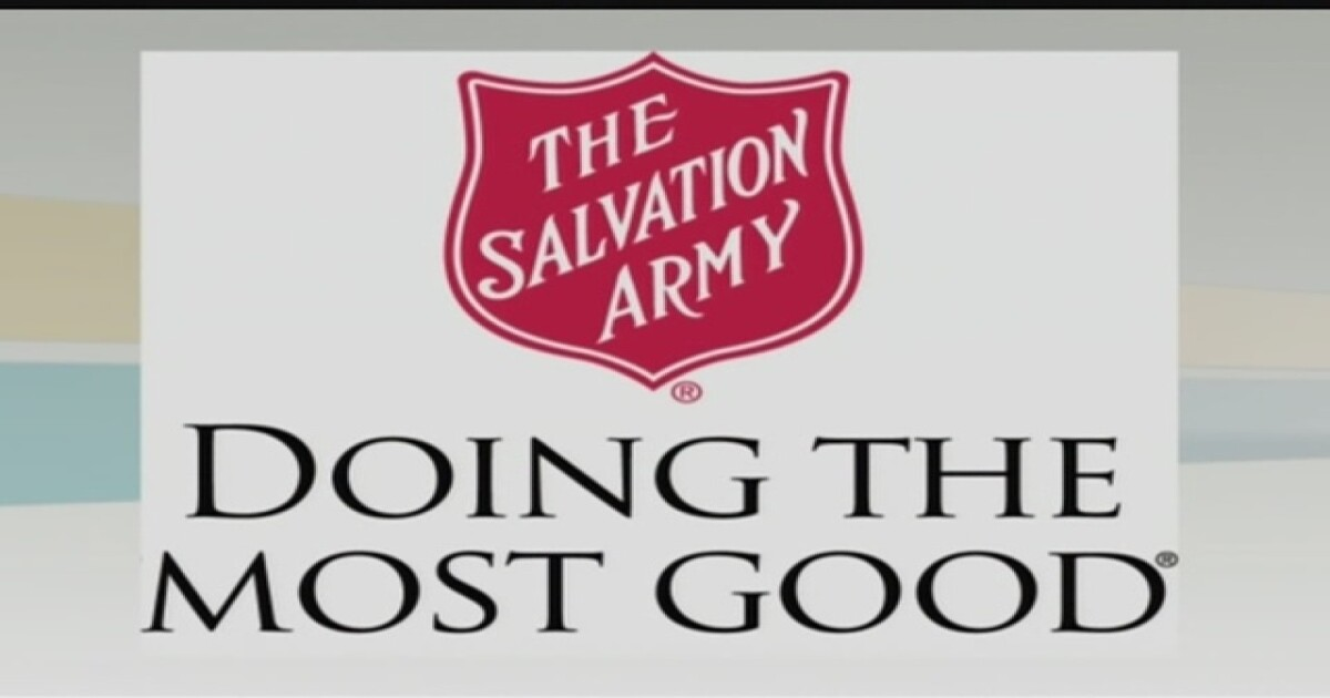 Salvation Army serves 9,600 meals to flood victims