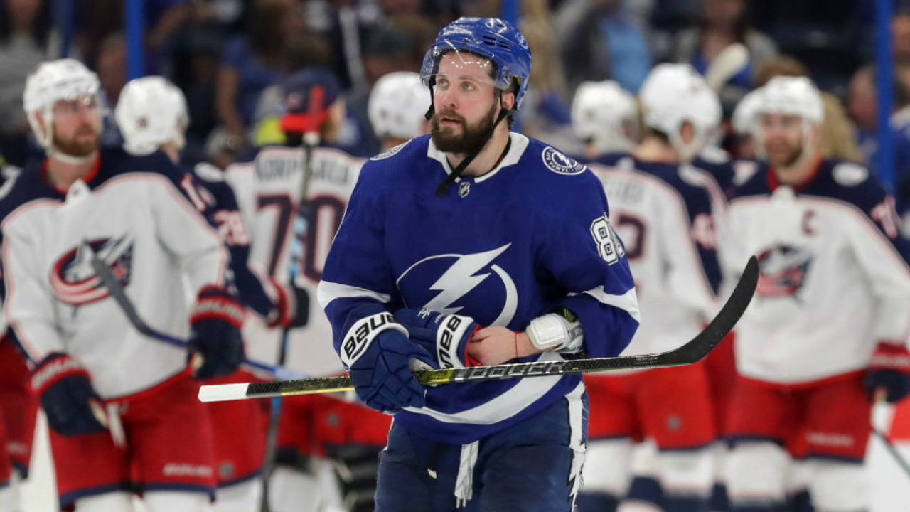 Nikita Kucherov disappointed after Game 1
