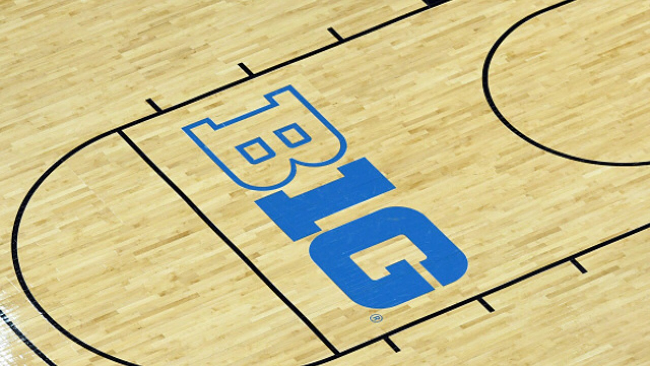 Big Ten announces 2017-18 men's basketball conference schedule