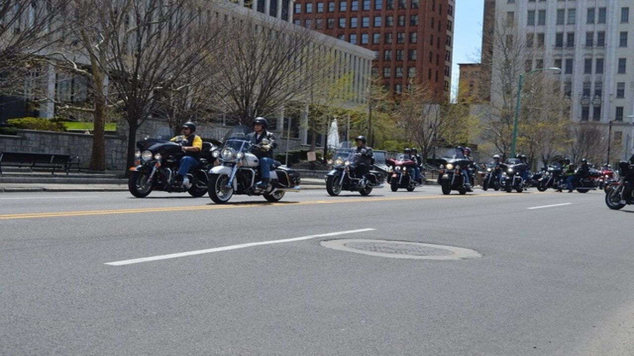 Poloncarz & Officials Promote Motorcycle Safety