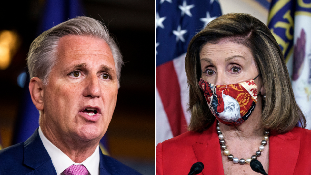 Pelosi, McCarthy to hold press conferences after Democrats clinch control of House