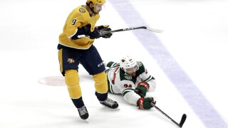 Matt Dumba, Filip Forsberg