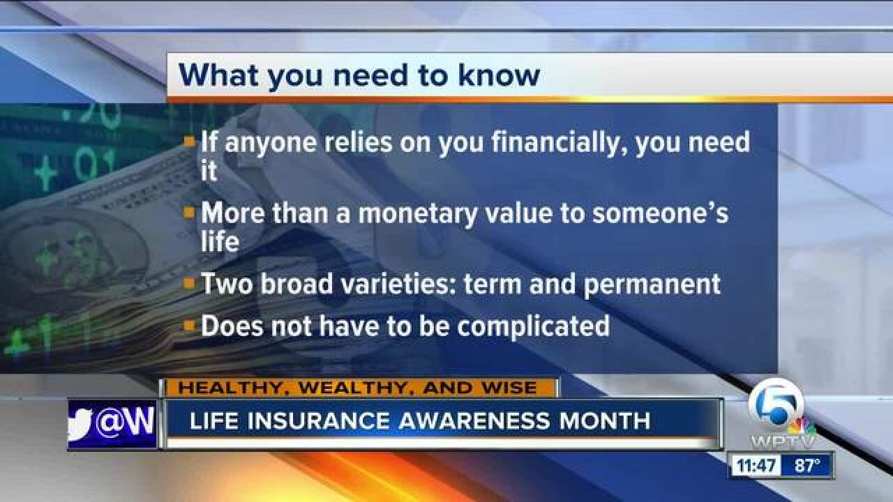 Life Insurance Awareness Month