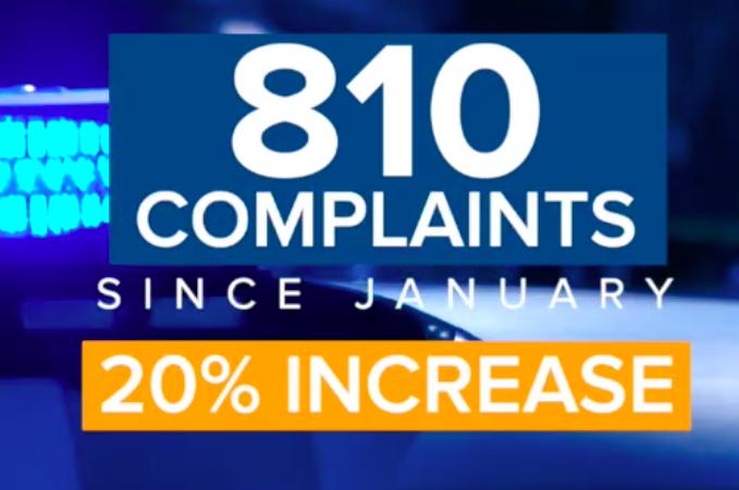 OCI Complaints