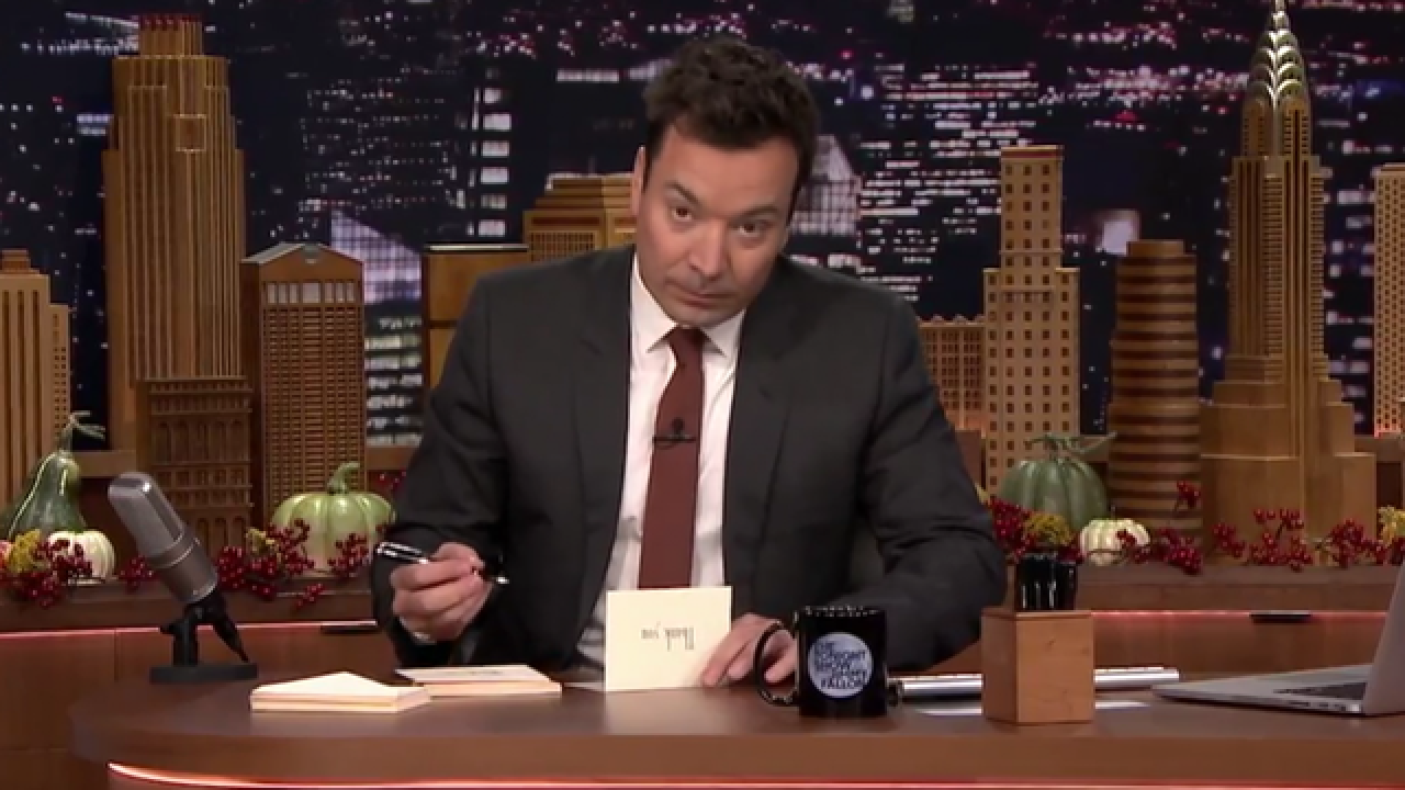 Jimmy Fallon cancels tapings of 'The Tonight Show' after mother's death