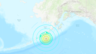 7.4 earthquake hits off Alaska coast