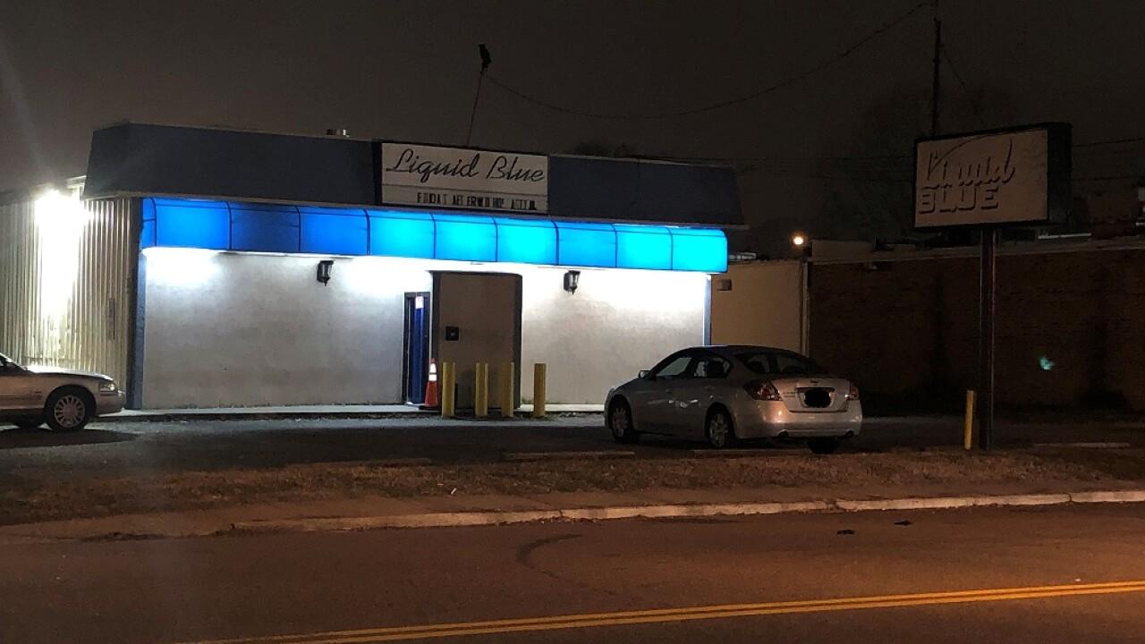 Man suffers life threatening injuries in Newport News gentlemen's clubshooting