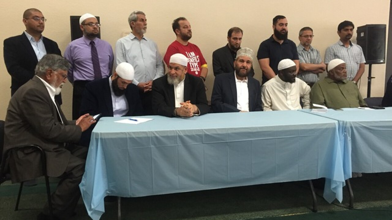 Islamic leaders condemn Orlando mass shooting