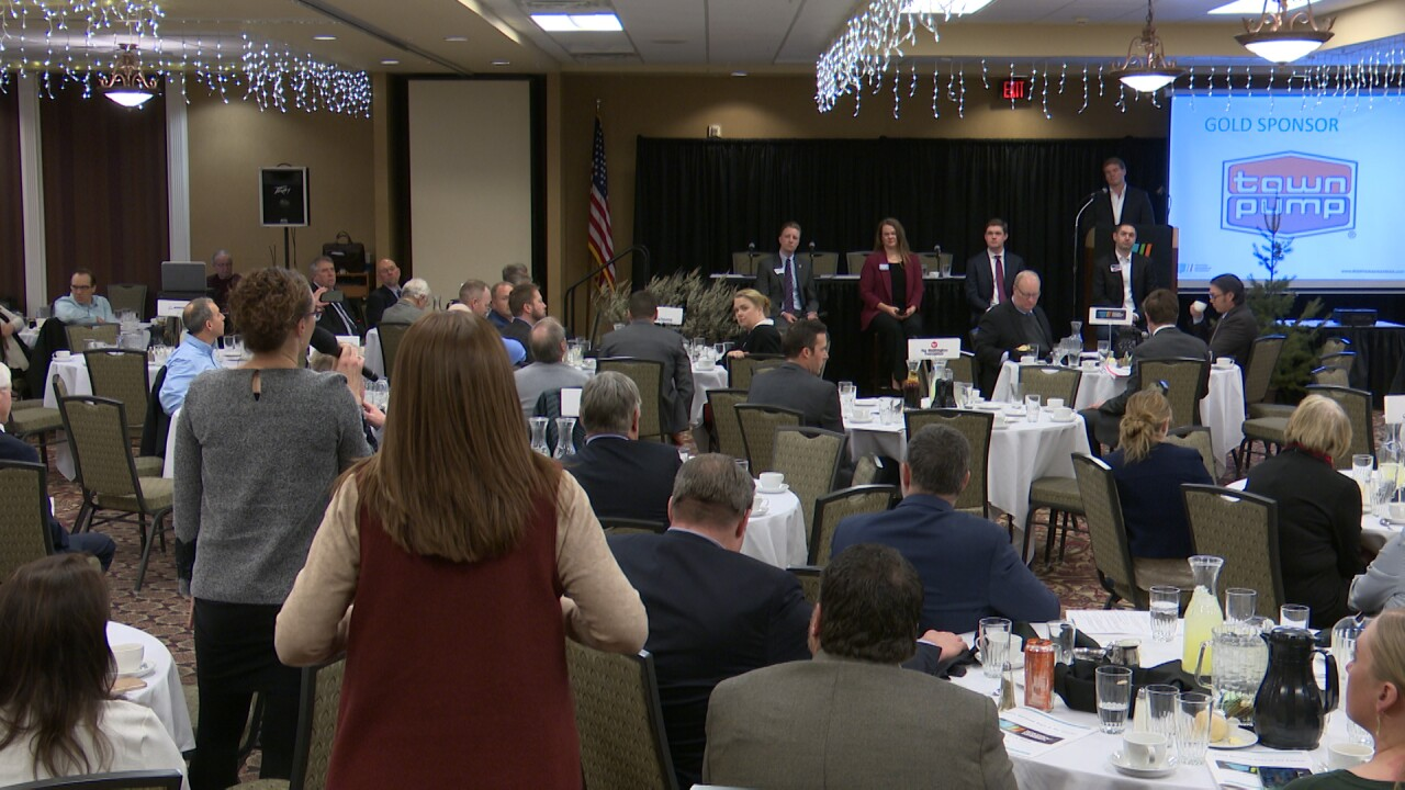 Four attorney general candidates meet at Montana Chamber's Helena forum