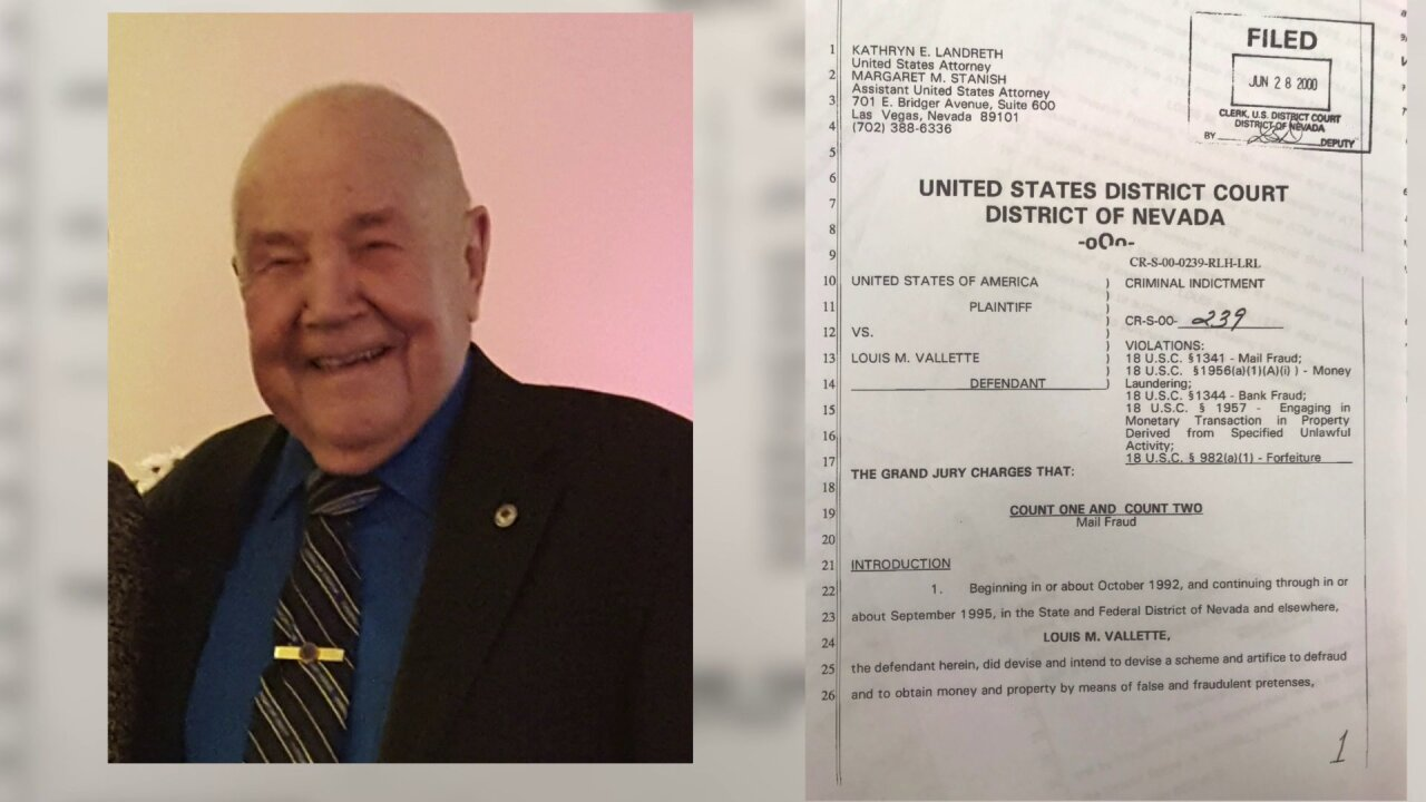 Man accused of embezzling thousands from 88-year-old friend's bankaccount