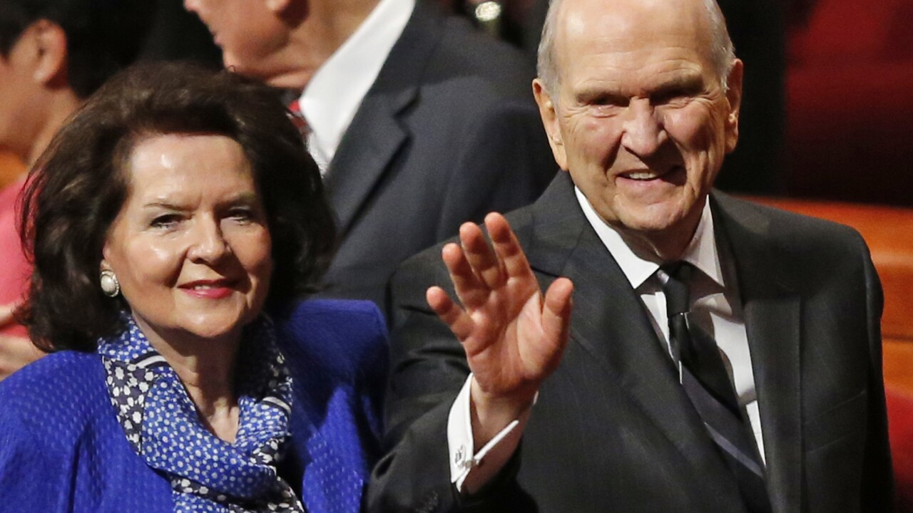 Russell M. Nelson, Wendy Nelson