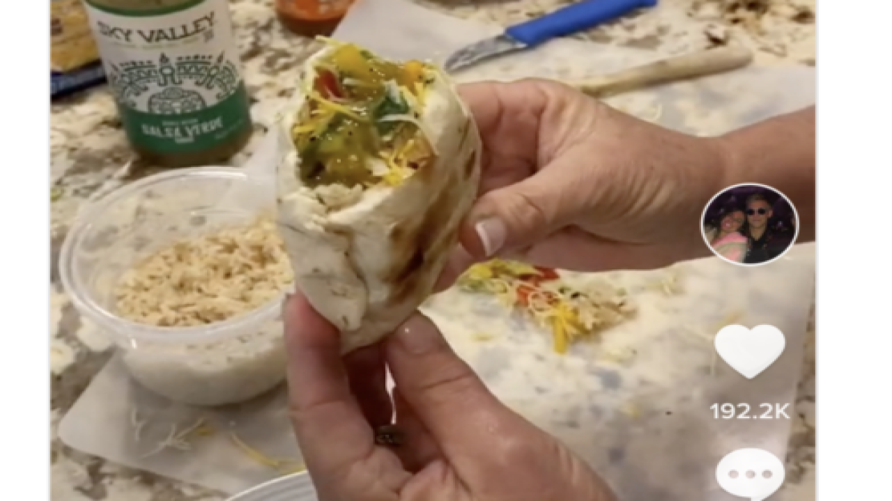 Viral Video Will Change The Way You Make Tacos With Flour Tortillas