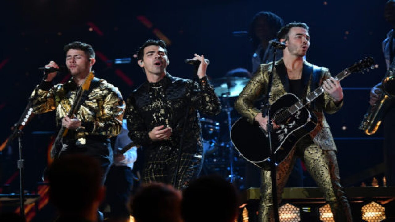 The Jonas Brothers Are Doing A Las Vegas Residency—here's What You Need To Know