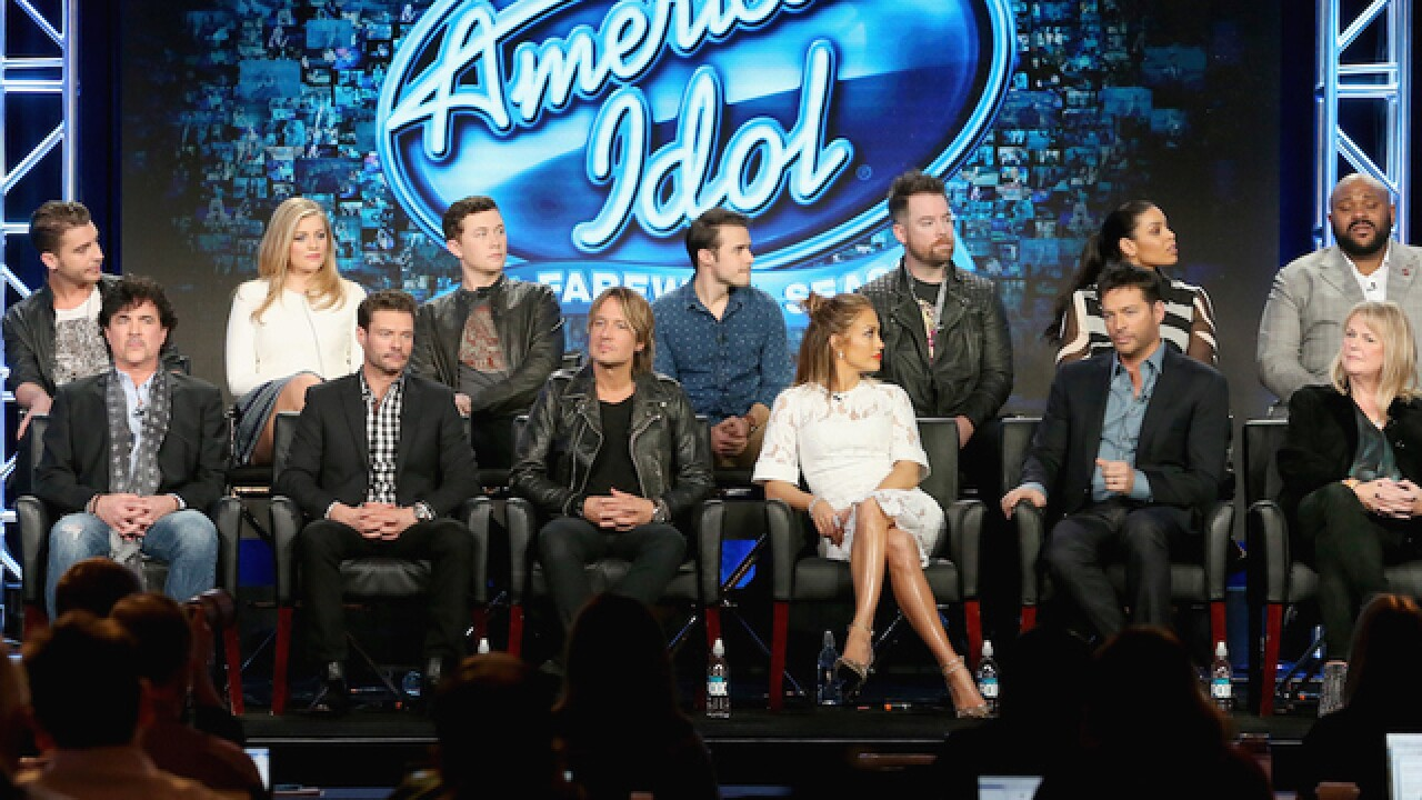 American Idol ends; was a pop culture phenomenon
