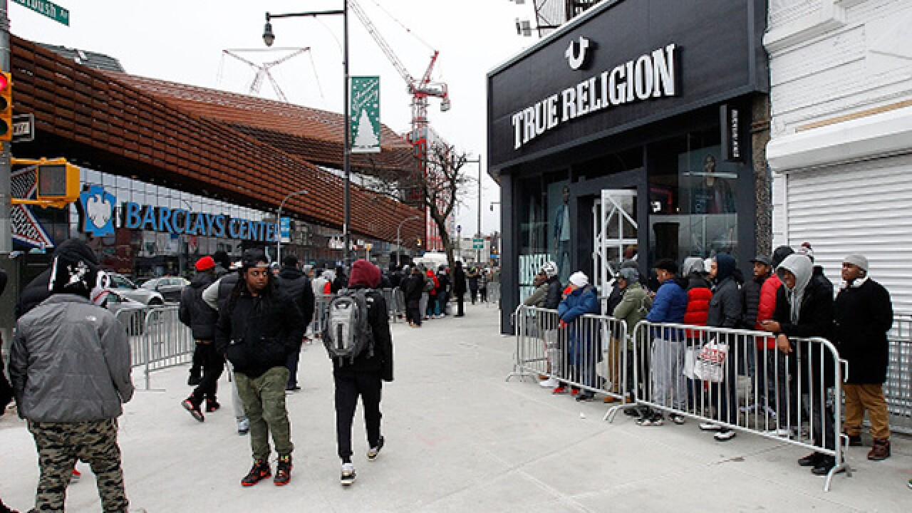 Retailer True Religion files for bankruptcy