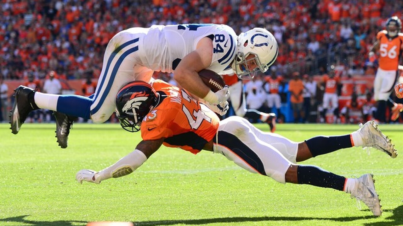 PHOTOS: Colts v Broncos