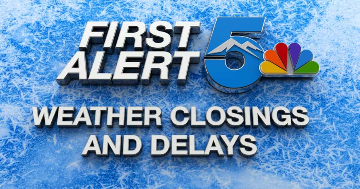 Several churches cancel or delay morning services