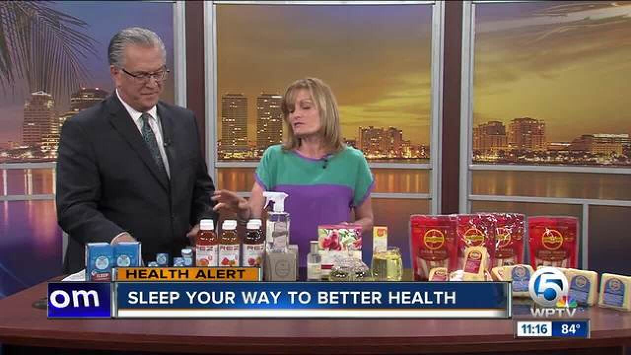 Sleep your way to better health