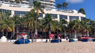 11-year-old boy possibly bitten by shark off Fort Lauderdale Beach