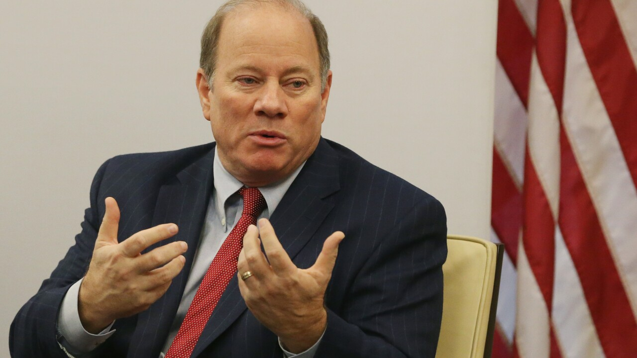 Mayor Duggan to announce public health order specific to Detroit residents