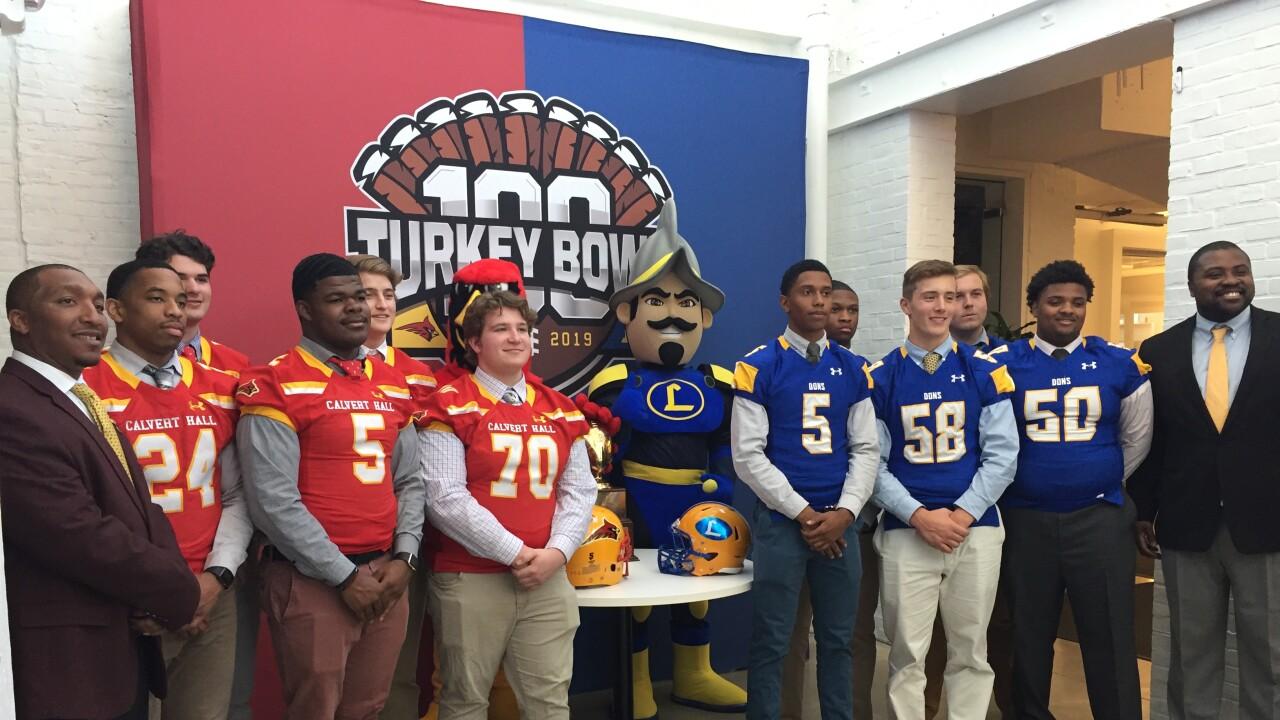 Turkey Bowl 100 Announcement
