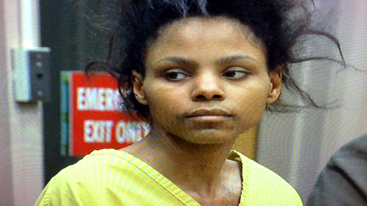Mom accused of decapitating baby going to trial