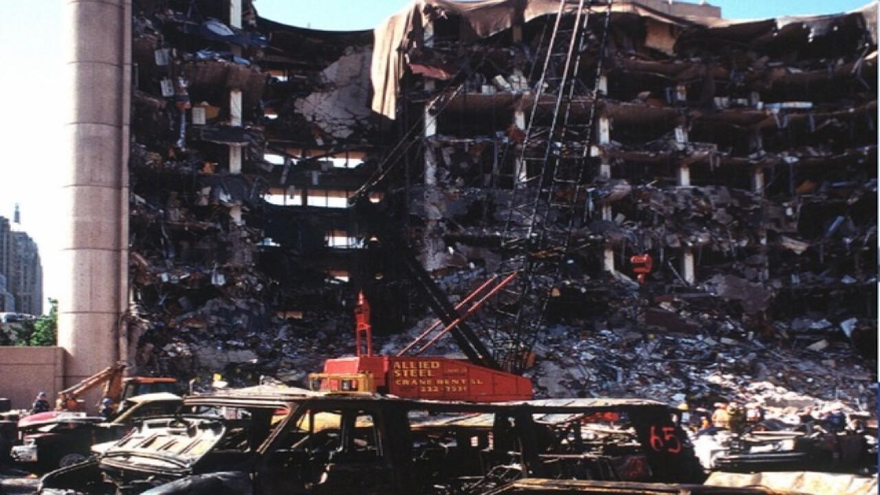AZ connection to the Oklahoma City bombing