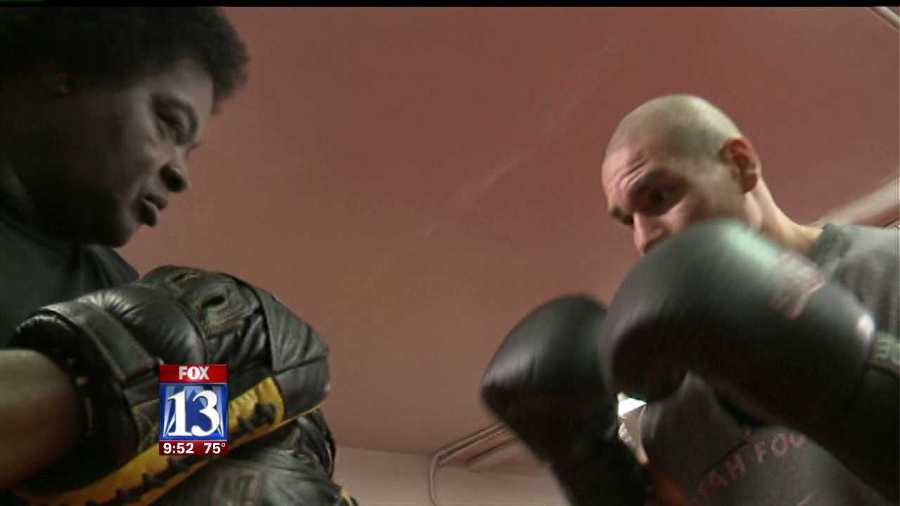 Utah boxer claims world title