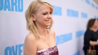Actress Anna Faris thankful after carbon monoxide scare