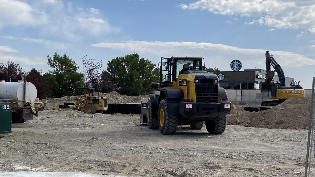 Capital Hill Mall Site Development