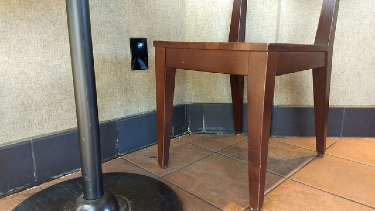 Starbucks covers electricity to deter loitering